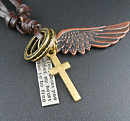 Fashion Angel Wings Pendant Necklace