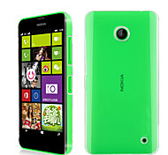 Transparent Hard PC Case for Nokia Lumia 630/635/636/638