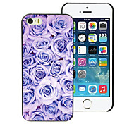 rosa custodia rigida in alluminio per iPhone 4 / 4S