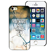 You Make All Things New Design Aluminum Hard Case for iPhone 4/4S