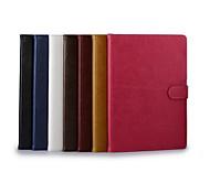 7,9-Zoll-Büffel-Muster PU Ledertasche mit Ständer für iPad mini 1/2/3 (verschiedene Farben)