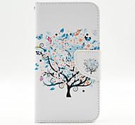 Schmetterling Baummuster im Inneren gemalt Karten für Samsung-Galaxie s5