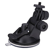65mm Car Suction Cup Mount Tripod Holder for DVR / DV / GPS / Camera / GoPro