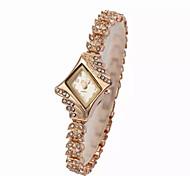 montre-bracelet de haute qualité de bonne qualité bracelet de diamant de dames montres quartz analogique montre de mode montre-bracelet