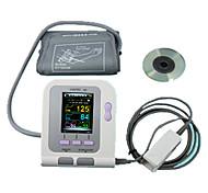 monitores de pressão arterial monitor de pressão arterial digital de braço superior com taxa de pulso&spo2 metros - múltiplas funções