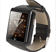 U10L Wearables Smart Watch,Bluetooth3.0/4.0 / Hands-Free Calls/Media Control/Camera Control /Passometer