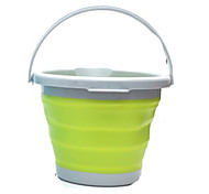 EVA Ultra Soft Silicone Fishing Bucket Folding Convenient Bucket Car