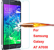 New Explosion Proof Premium Real Tempered Glass Film Screen Protector Guard For Samsung Galaxy A7