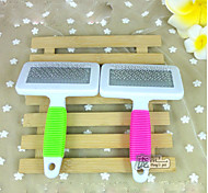 The Non-slip Handle Comb for Pets Assorted colors