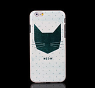 Cat Pattern Cover for iPhone 6 Case