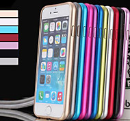 Colorful Metal Bumper for iPhone 6 Plus(Assorted Color)