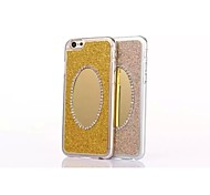 Special Design High quality Metal Mobile Phone Back Shell Shiny for  iPhone 5/5S