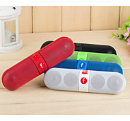 AllSpark Mini Capsule Bluetooth Multimedia Speaker Spport MicroSDHC USB Flash Drive FM Wireless Talking