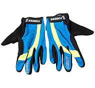The High-end Bicycle Riding Gloves Warm Touch Gloves Long Gloves Skidproof Mountain Wind