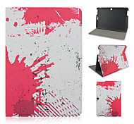 10.1 Inch Print Pattern PU Leather Stand Case for Asus MeMO Pad 10-ME103K