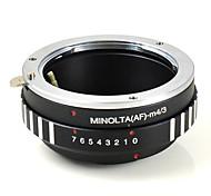 mengs® Minolta (AF) -m4 / 3 байонет Minolta адаптер для Сони аф объектива Olympus E-P1 E-P2 или Panasonic g1 корпус камеры.