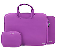 emotal Solid Color Textile Full Body Case for Macbook Air 11""