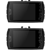 HD328  Car Rearview Mirror  2.5 Inch LCD HD 720P DVR Video Recorder