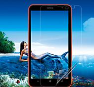 alta definición flim protector de pantalla para Nokia Lumia 1320