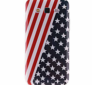 For Samsung Galaxy Case Pattern Case Back Cover Case Flag TPU Samsung Grand 2
