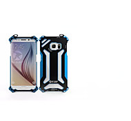R-JUST Ultra-thin Aluminum Alloy Protective Back Case for Samsung Galaxy S6 edge