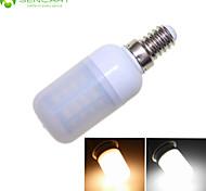 LED a pannocchia 40 SMD 5730 SENCART T E14 8W Decorativo 1200-1600 LM Bianco caldo / Luce fredda AC 220-240 / AC 100-240 / AC 110-130 V