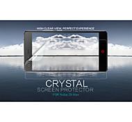 cristal nillkin filme protetor de tela anti-impressão digital clara para nubia z9 max