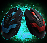 E-Sports Gaming Mouse/High Precision 1200 DPI Wired USB Optical Gaming Mouse with Side Control
