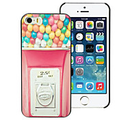 Pink Design Aluminum Hard Case for iPhone 5C