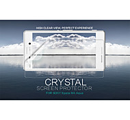 NILLKIN Crystal Clear Anti-Fingerprint Screen Protector Film for Sony Xperia M4 Aqua