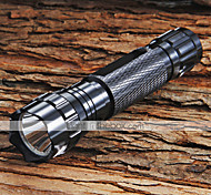 501b 1300lm Cris XM-L T6 conduit 501b lampe de poche + 2 * 18650 batterie + chargeur