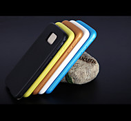 High Quality Solid Color Slim Hard Back Case for Samsung Galaxy S6 (Assorted Colors)