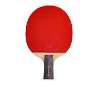 Winmax® 1 PCS 3 Star Short Handle Table Tennis Racket with A Color Packing Box