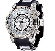 reloj de cuarzo militar hombre