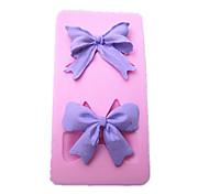 бантом торт формы силиконовые выпечки инструменты кухонные принадлежности украшения для тортов помадки конфет