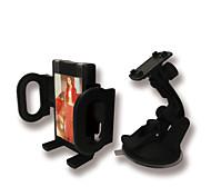beittal® rotation de 360 ° support de voiture sans voiture universel winshield montage portable titulaire forte emprise de l'écran 3 ~ 7
