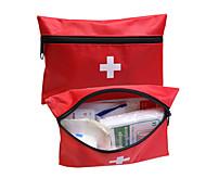 rundong® carro primeiros socorros pacote de mídia portátil, pacote de viagens casa-fogo protecção