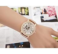 Women's Watches Fashion Quartz Swiss Alloy Diamond Grinding Steel Watch Cool Watches Unique Watches