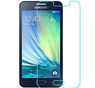 endurecido protector de pantalla de cristal para Samsung a3