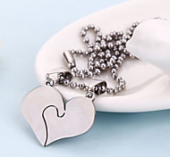 Delicate Heart Shape Necklace