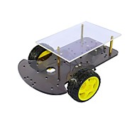 New! Two Drive Double K-001 Smart Car Tracing Body Extended Edition