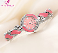 Brand Designer Popuplar Watches Lady Fashion Casual Rhinestone Watch Women Quartz Wristwatches Hours Clock