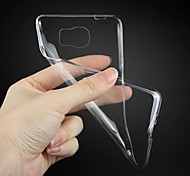 Black Pomelo® Transparent Light Case for Samsung Galaxy S6 Edge/G9250/G925F/G925FQ/G925S/G925V/G925