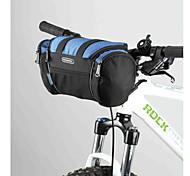 ROSWHEEL® Bike Bag 6LBike Handlebar Bag / Cycling Backpack Heat Insulation Bicycle Bag 600D Polyester Cycle BagLeisure Sports /