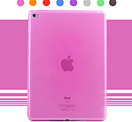 Candy Frosted Translucent TPU Case for iPad Air 2(Assorted Colors)