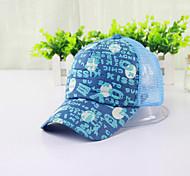 Women Cotton/Mesh Fedora Hat , Casual Summer