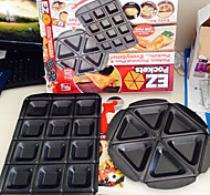 EZ Pockets Mini Pie Pan Pizza Baking Set (Set of 4)