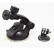 Suction cup with tripod for Gopro Hero 3+/3/2/1