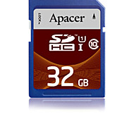 Apacer 32Go UHS-I U1 / Classe 10 SD/SDHC/SDXC (MB/S) (MB/S)