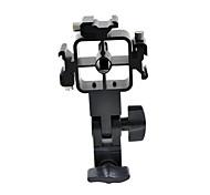 mengs® 3 в 1 Горячий башмак флэш кронштейн&держатель зонтика свет стоять Canon / Nikon цифровая камера и т.д.